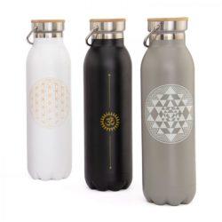 Dizajnová fľaša na šport a na cesty